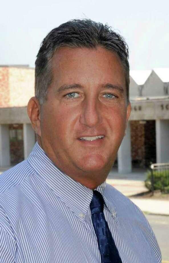 Bob Rossi, principal of Danbury High School. Photo: File Photo / The News-Times File Photo