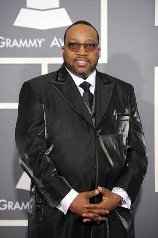 LOS ANGELES, CA - FEBRUARY 13:  Singer Marvin Sapp arrives at The 53rd Annual GRAMMY Awards held at Staples Center on February 13, 2011 in Los Angeles, California.  (Photo by Jason Merritt/Getty Images) *** Local Caption *** Marvin Sapp Photo: Jason Merritt, Getty Images / 2011 Getty Images