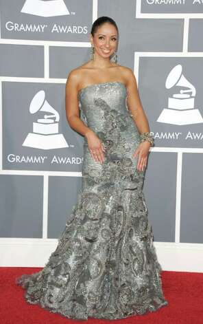 LOS ANGELES, CA - FEBRUARY 13:  Singer Mya arrives at The 53rd Annual GRAMMY Awards held at Staples Center on February 13, 2011 in Los Angeles, California.  (Photo by Jason Merritt/Getty Images) *** Local Caption *** Mya Photo: Jason Merritt, Getty Images / 2011 Getty Images