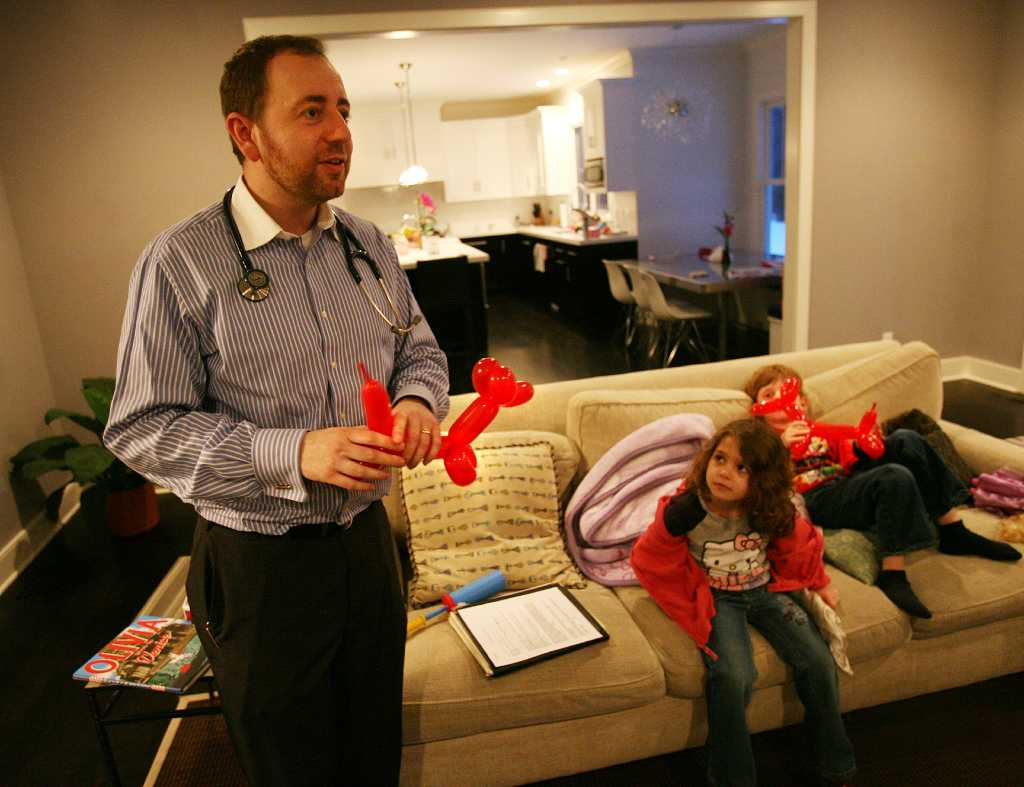 Doctor Brings House Calls Back To Life Connecticut Post