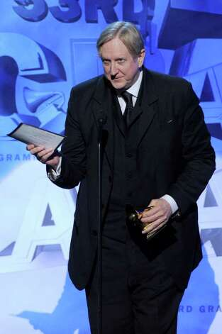 LOS ANGELES, CA - FEBRUARY 13:  Musician T-Bone Burnett accepts the Best Song Written for Motion Picture, Television or Other Visual Media Award onstage during The 53rd Annual GRAMMY Awards held at Staples Center on February 13, 2011 in Los Angeles, California.  (Photo by Kevin Winter/Getty Images) *** Local Caption *** T-Bone Burnett Photo: Kevin Winter, Getty Images / 2011 Getty Images