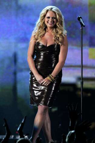LOS ANGELES, CA - FEBRUARY 13:  Singer Miranda Lambert performs onstage during The 53rd Annual GRAMMY Awards held at Staples Center on February 13, 2011 in Los Angeles, California.  (Photo by Kevin Winter/Getty Images) *** Local Caption *** Miranda Lambert Photo: Kevin Winter, Getty Images / 2011 Getty Images