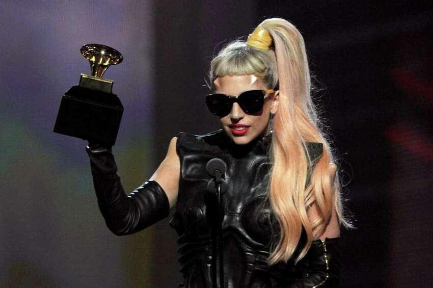 #1 Lady Gaga
