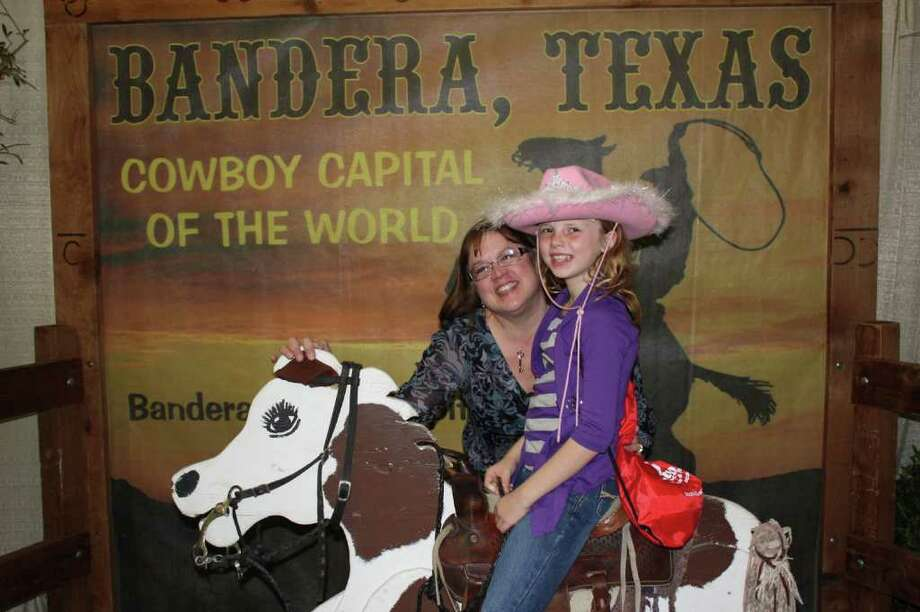 Rodeo Pix 2-12-2011 Photo: Express-News