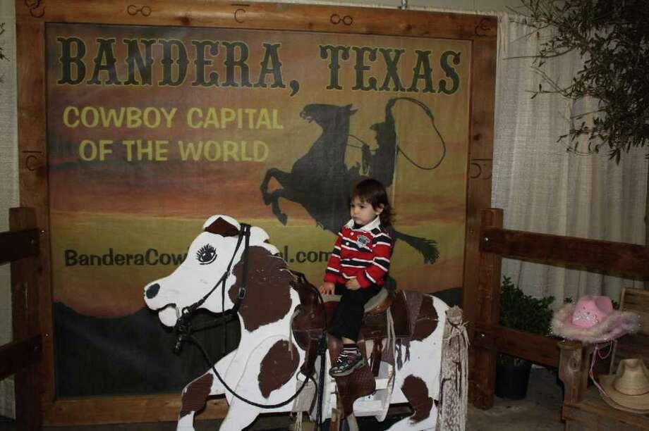 Rodeo Pix 2-12-2011 Photo: Express-News