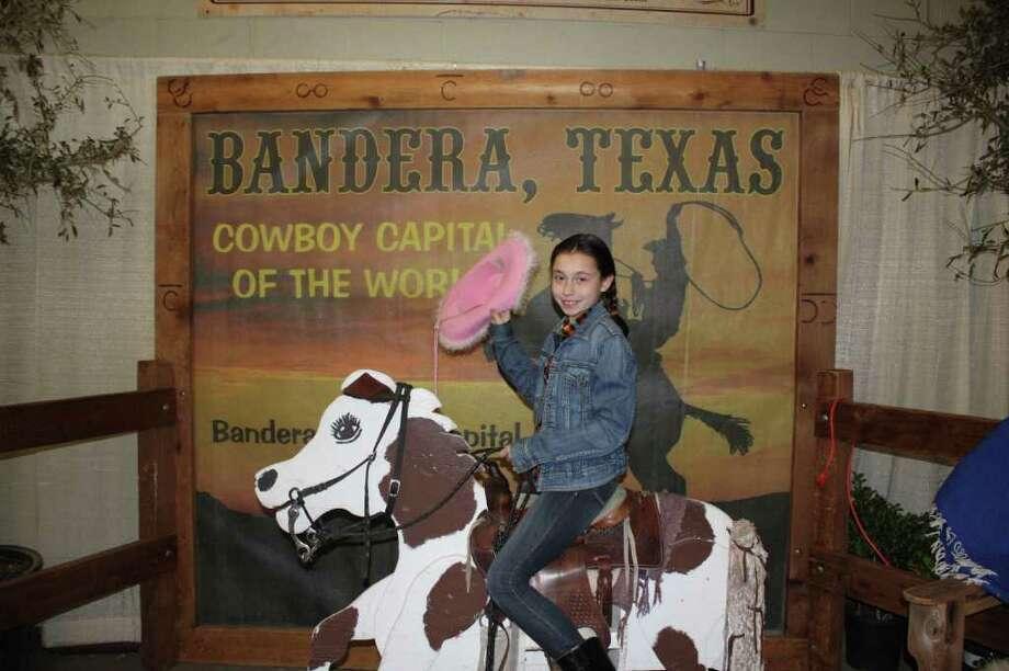 Rodeo Pix 2-13-2011 Photo: Express-News