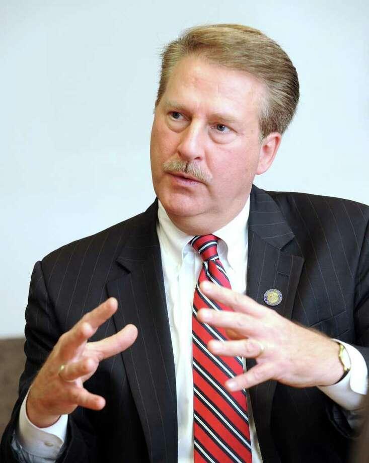 State Rep. David Scribner Photo: Carol Kaliff / The News-Times