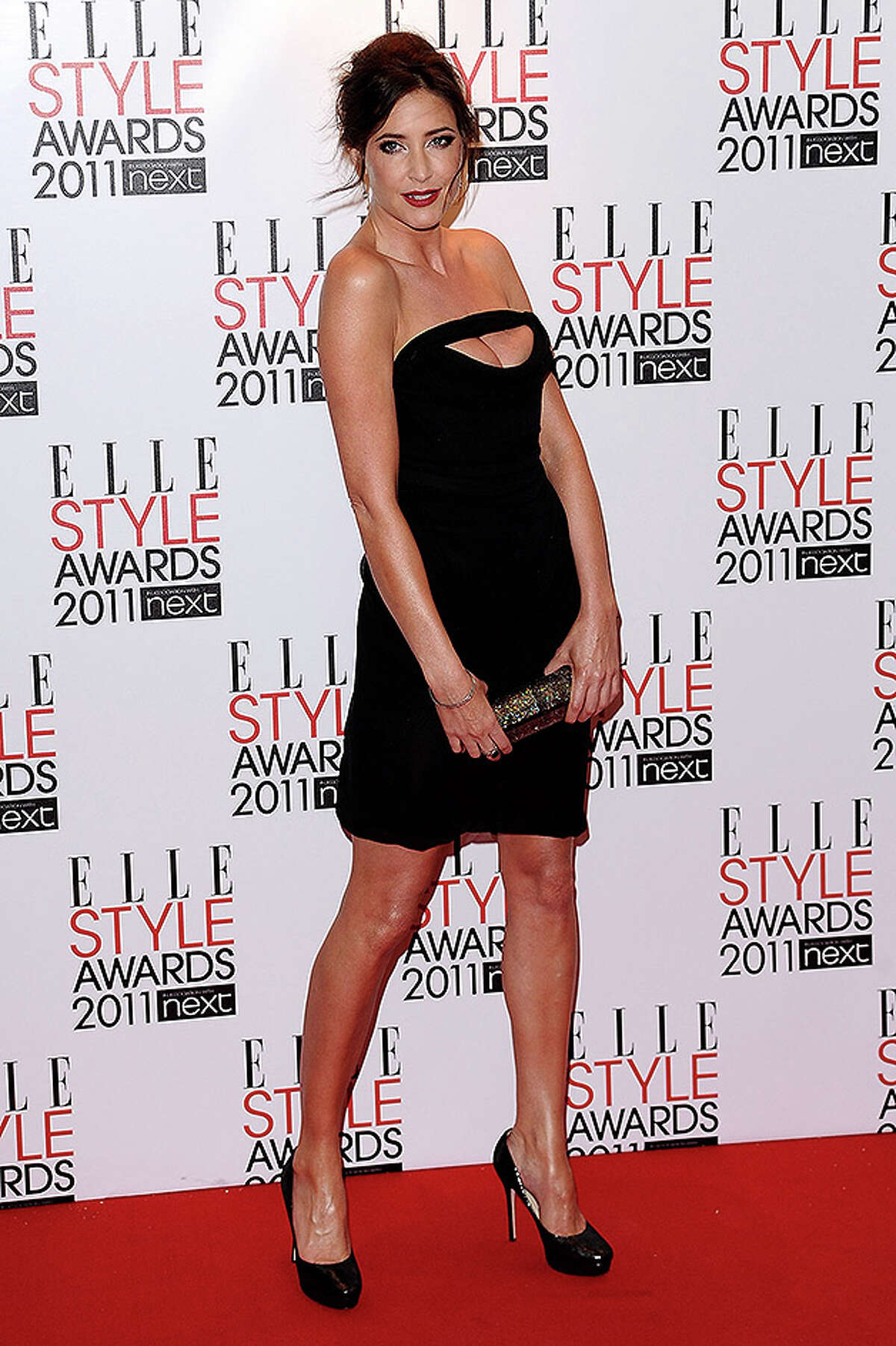 LONDON, ENGLAND - FEBRUARY 14: Lisa Snowdon attends the 2011 ELLE Style Awards at the Grand Connaught Rooms on February 14, 2011 in London, England. (Photo by Ian Gavan/Getty Images) *** Local Caption *** Lisa Snowdon