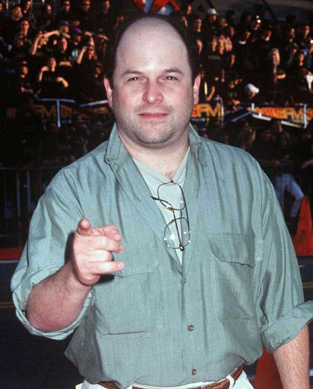 Jason Alexander, June 11, 1996, age 36.