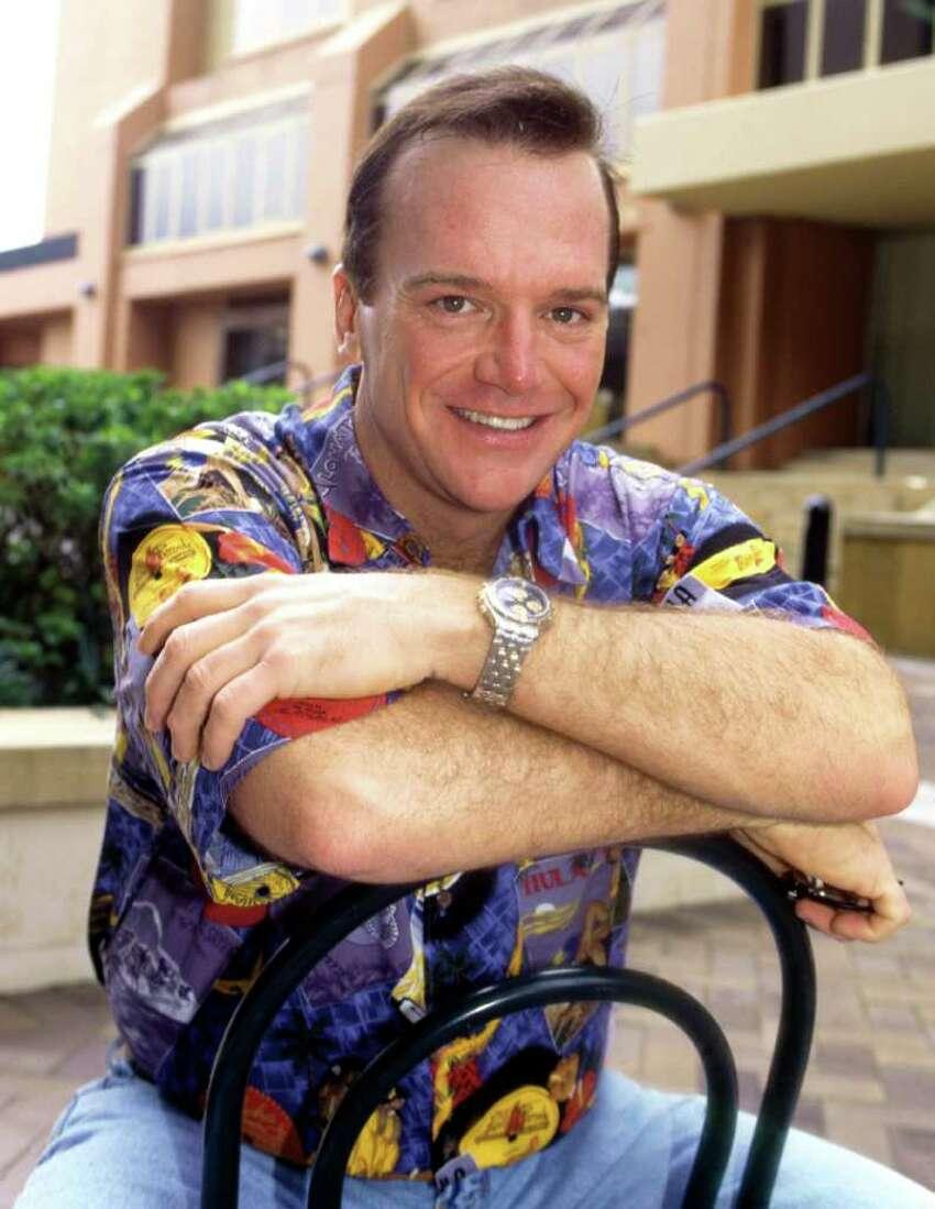 Tom Arnold, February 1997, age 37.