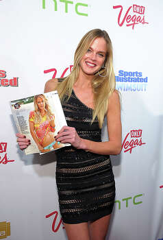 NEW YORK, NY - FEBRUARY 15:  Model Shannan Click attends the SI Swimsuit Launch Party hosted By Pranna at Pranna Restaurant on February 15, 2011 in New York City.  (Photo by Michael Loccisano/Getty Images for Sports Illustrated) *** Local Caption *** Shannan Click Photo: Michael Loccisano, Getty Images For Sports Illustra / 2011 Getty Images