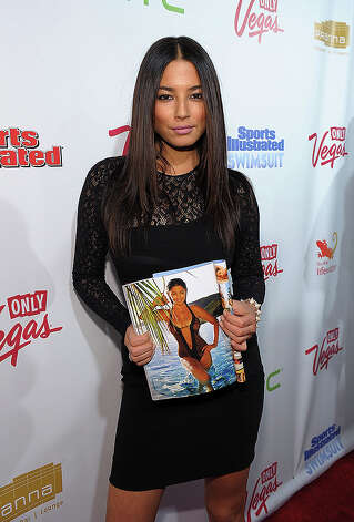 NEW YORK, NY - FEBRUARY 15:  Model Jessica Gomes attends the SI Swimsuit Launch Party hosted By Pranna at Pranna Restaurant on February 15, 2011 in New York City.  (Photo by Michael Loccisano/Getty Images for Sports Illustrated) *** Local Caption *** Jessica Gomes Photo: Michael Loccisano, Getty Images For Sports Illustra / 2011 Getty Images