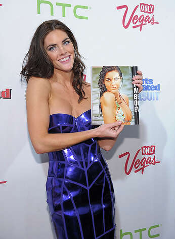 NEW YORK, NY - FEBRUARY 15:  Model Hilary Rhoda attends the SI Swimsuit Launch Party hosted By Pranna at Pranna Restaurant on February 15, 2011 in New York City.  (Photo by Michael Loccisano/Getty Images for Sports Illustrated) *** Local Caption *** Hilary Rhoda Photo: Michael Loccisano, Getty Images For Sports Illustra / 2011 Getty Images