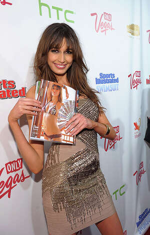 NEW YORK, NY - FEBRUARY 15:  Model Kenza Fourati attends the SI Swimsuit Launch Party hosted By Pranna at Pranna Restaurant on February 15, 2011 in New York City.  (Photo by Michael Loccisano/Getty Images for Sports Illustrated) *** Local Caption *** Kenza Fourati Photo: Michael Loccisano, Getty Images For Sports Illustra / 2011 Getty Images