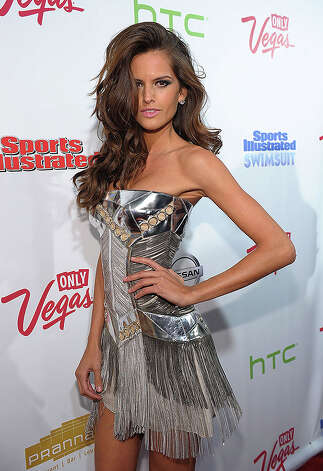 NEW YORK, NY - FEBRUARY 15:  Model Izabel Goulart attends the SI Swimsuit Launch Party hosted By Pranna at Pranna Restaurant on February 15, 2011 in New York City.  (Photo by Michael Loccisano/Getty Images for Sports Illustrated) *** Local Caption *** Izabel Goulart Photo: Michael Loccisano, Getty Images For Sports Illustra / 2011 Getty Images