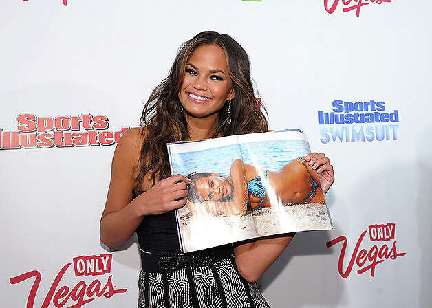 NEW YORK, NY - FEBRUARY 15:  Model Christine Teigen attends the SI Swimsuit Launch Party hosted By Pranna at Pranna Restaurant on February 15, 2011 in New York City.  (Photo by Michael Loccisano/Getty Images for Sports Illustrated) *** Local Caption *** Christine Teigen Photo: Michael Loccisano, Getty Images For Sports Illustra / 2011 Getty Images