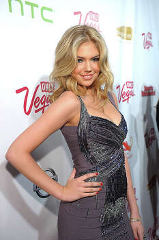 NEW YORK, NY - FEBRUARY 15:  Model Kate Upton attends the SI Swimsuit Launch Party hosted By Pranna at Pranna Restaurant on February 15, 2011 in New York City.  (Photo by Michael Loccisano/Getty Images for Sports Illustrated) *** Local Caption *** Kate Upton Photo: Michael Loccisano, Getty Images For Sports Illustra / 2011 Getty Images