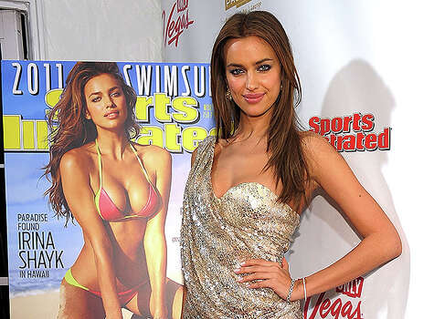NEW YORK, NY - FEBRUARY 15:  Model Irina Shayk attends the SI Swimsuit Launch Party hosted By Pranna at Pranna Restaurant on February 15, 2011 in New York City.  (Photo by Michael Loccisano/Getty Images for Sports Illustrated) *** Local Caption *** Irina Shayk Photo: Michael Loccisano, Getty Images For Sports Illustra / 2011 Getty Images