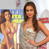 NEW YORK, NY - FEBRUARY 15:  Model Irina Shayk attends the SI Swimsuit Launch Party hosted By Pranna at Pranna Restaurant on February 15, 2011 in New York City.  (Photo by Michael Loccisano/Getty Images for Sports Illustrated) *** Local Caption *** Irina Shayk