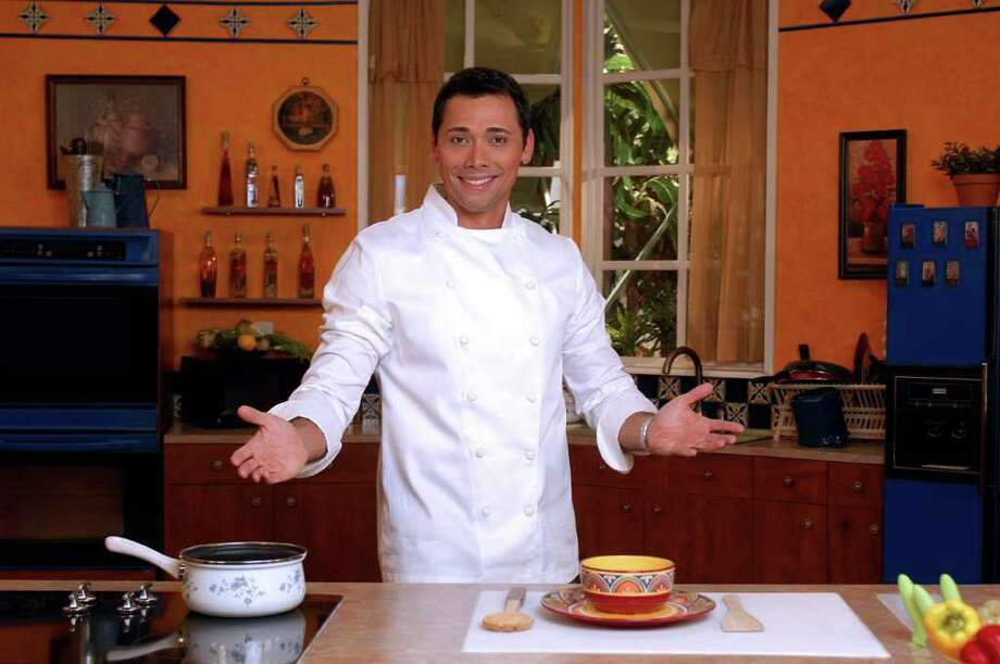 CONEXION -- Chef Hamlet Garcia. (courtesy photo)