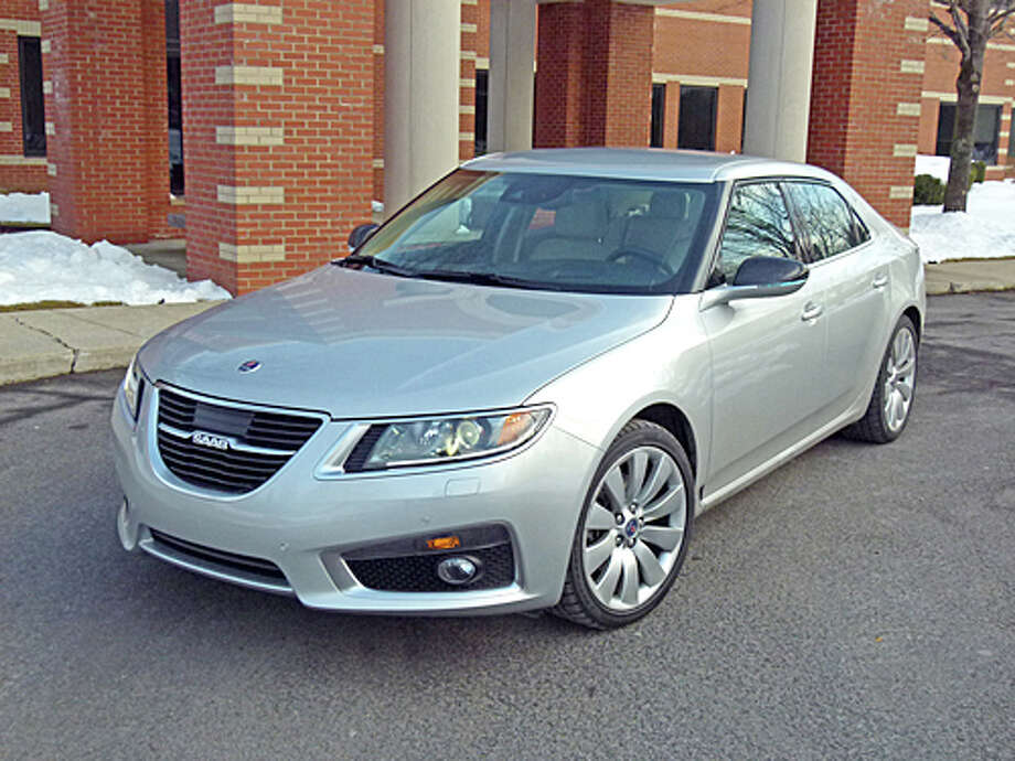 2011 Saab 9-5 Aero (photo by Dan Lyons) Photo: Dan Lyons / copyright: Dan Lyons 2010 - All rights reserved