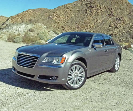 2011 Chrysler 300 (photo by Dan Lyons) Photo: Dan Lyons / copyright: Dan Lyons 2011 - All rights reserved