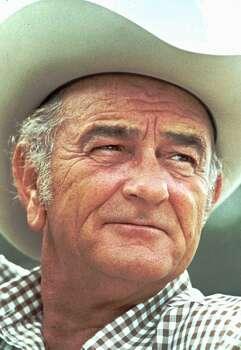 Lyndon B. Johnson, president 1963-1969 (AP Photo)