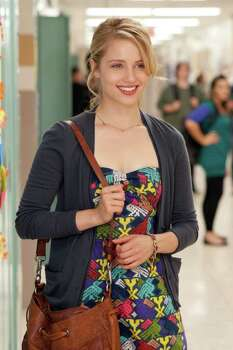 28. Actress Dianna Agron (Glee, I Am Number Four) Photo: John Bramley / ©DreamWorks II Distribution Co., LLC. All Rights Reserved.
