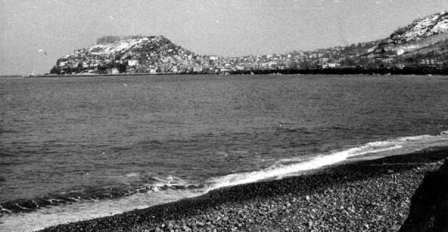 A photograph by David Hopkins, when he was a Peace Corps volunteer in Turkey in the 1960s. Photo: Contributed Photo / The News-Times Contributed