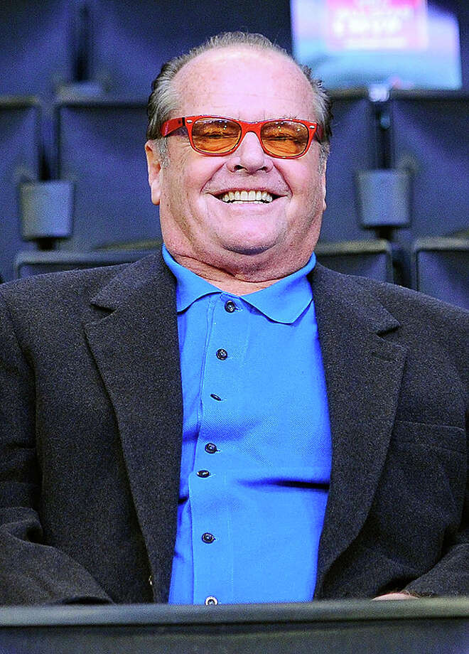 LOS ANGELES, CA - FEBRUARY 20:  Actor Jack Nicholson sits in the audience during the 2011 NBA All-Star game at Staples Center on February 20, 2011 in Los Angeles, California.  (Photo by Kevork Djansezian/Getty Images) *** Local Caption *** Jack Nicholson Photo: Kevork Djansezian, Getty Images / 2011 Getty Images