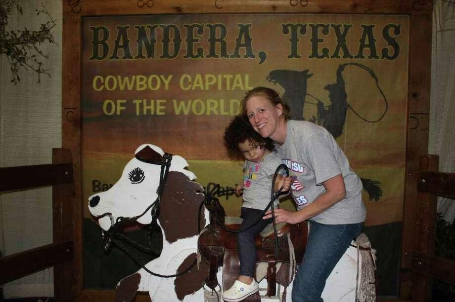 Rodeo Pix, Feb. 18, 2011 Photo: Express-News