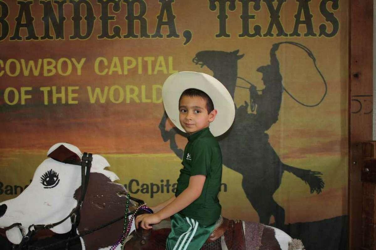 Rodeo Pix, Feb. 20, 2011