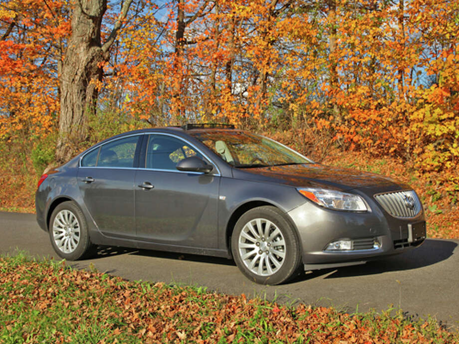 2011 Buick Regal CXL (photo by Dan Lyons) Photo: Dan Lyons / copyright: Dan Lyons 2010 All Rights Reserved