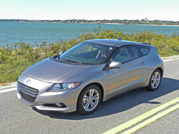 2011 Honda CR-Z (photo by Dan Lyons) Photo: Dan Lyons / copyright: Dan Lyons 2010