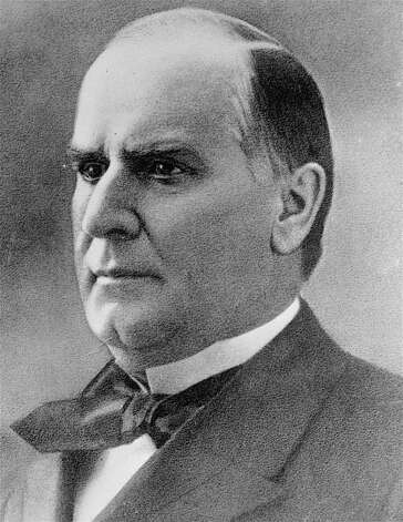 25. William McKinley, 1897-1901 (AP Photo) Photo: Express-News / FILES