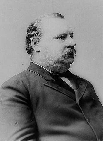 22. Grover Cleveland, 1885-1889 (AP) Photo: Express-News / AMERICAN MEMORY COLLECTION