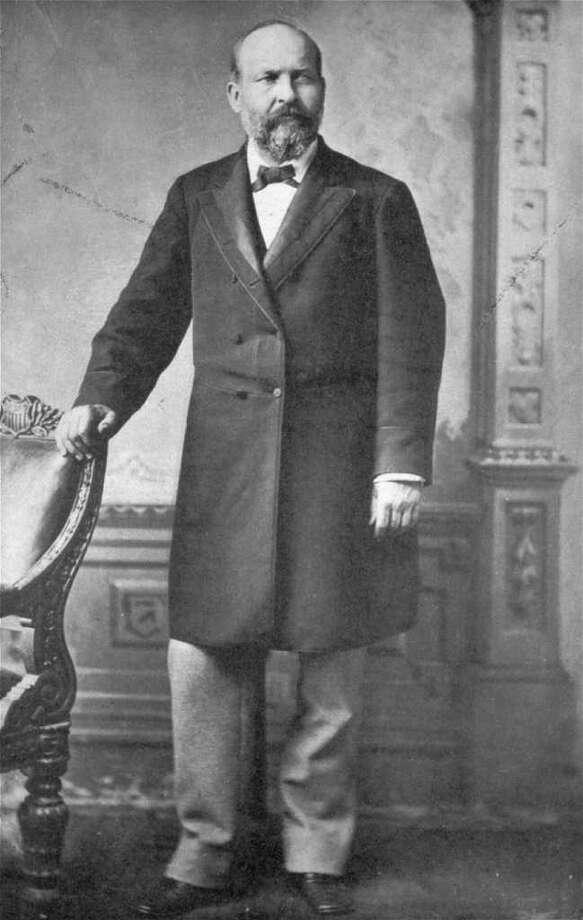 20. James A. Garfield, 1881 (AP Photo/Mathew Brady) Photo: Express-News