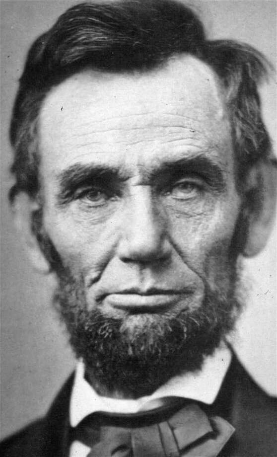 16. Abraham Lincoln, 1861 - 1865 (AP Photo/NY Public Library, Alexander Gardner) Photo: ALEXANDER GARDNER, Express-News / NY PUBLIC LIB. PICTURE COLLECTIO
