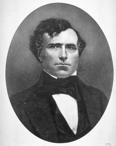 14. Franklin Pierce, 1853-1857 (AP Photo/NYPL Picture Collection) Photo: Express-News