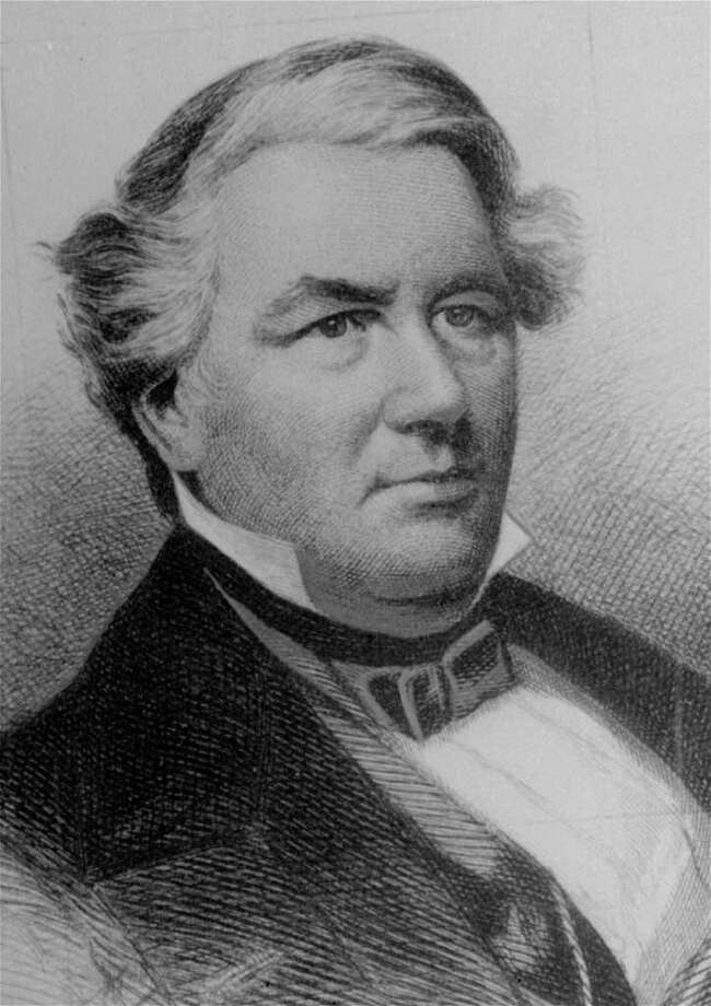 13. Millard Fillmore, 1850-1853 (AP Photo) Photo: Express-News
