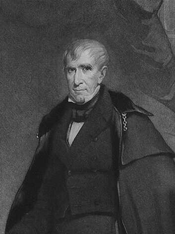 9. William Henry Harrison, 1841 (AP) Photo: Express-News / AMERICAN MEMORY COLLECTION