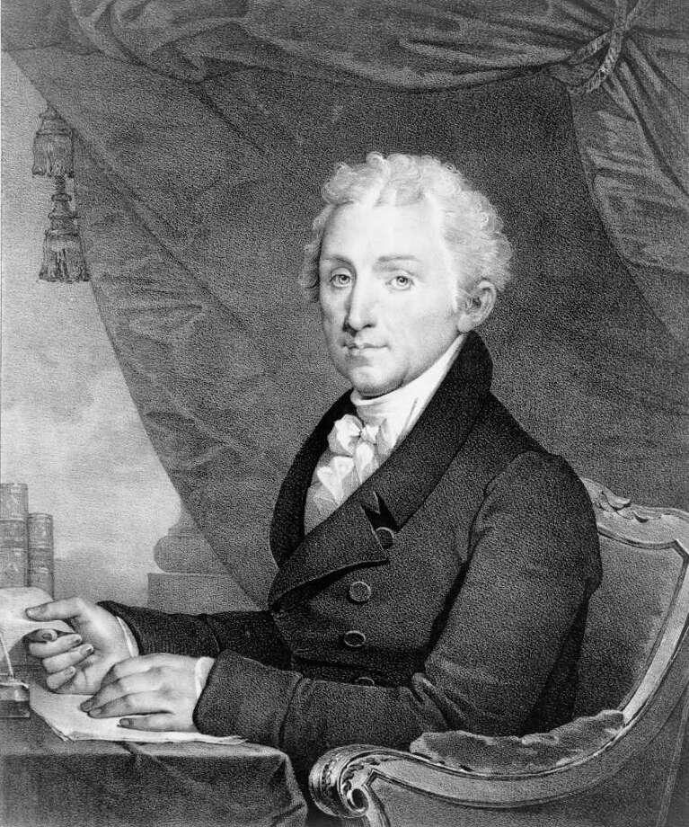 5. James Monroe, 1817-1825 (Library of Congress) Photo: Express-News / LIBRARY OF CONGRESS