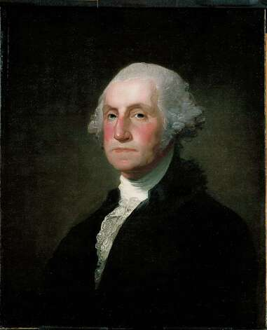 1. George Washington, 1789-1797 (AP) Photo: Express-News / CORCORAN GALLERY OF ART