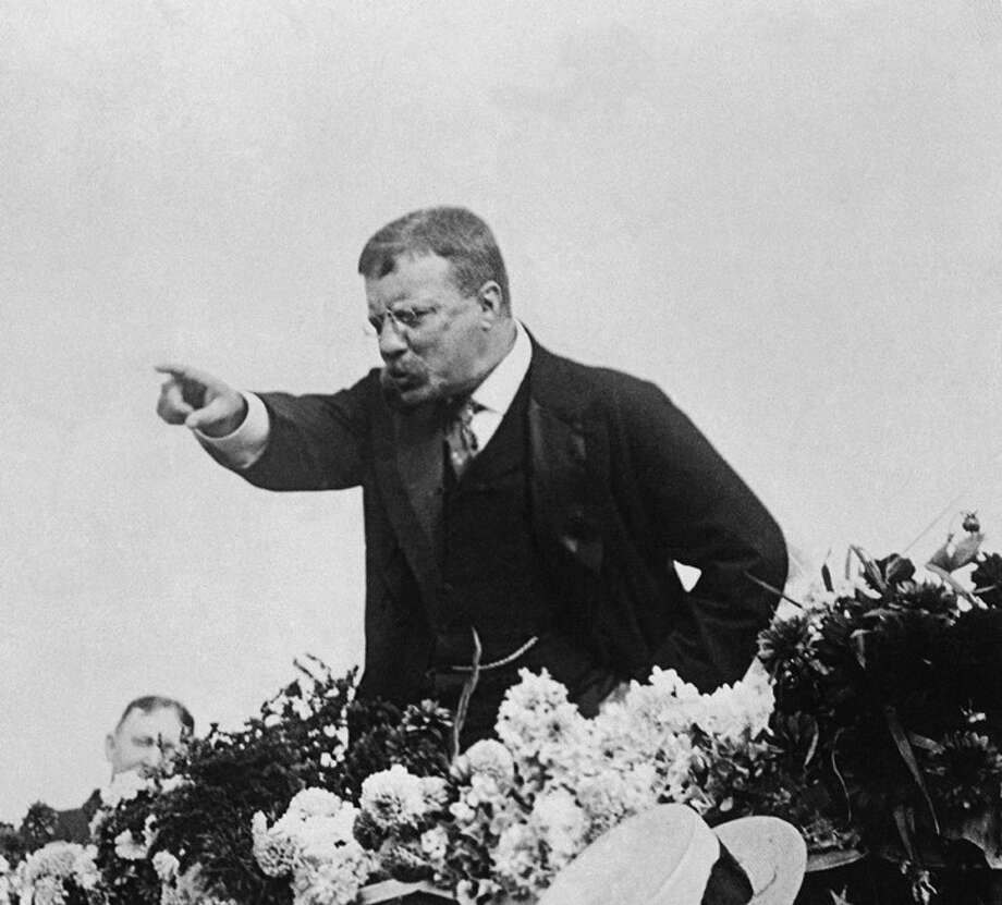 26. Theodore Roosevelt, 1901-1909 (AP Photo) Photo: Express-News