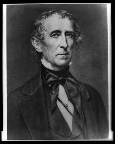 10. John Tyler, 1841-1845 (Library of Congress) Photo: Express-News / LIBRARY OF CONGRESS