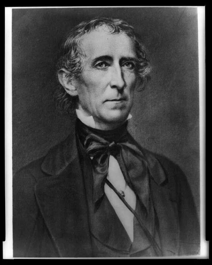 10. John Tyler, 1841-1845 (Library of Congress) Photo: Express-News / LIBRARY OF CONGRESS