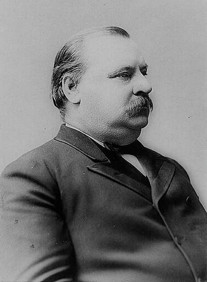 24. Grover Cleveland, 1893-1897 (AP) Photo: Express-News / AMERICAN MEMORY COLLECTION