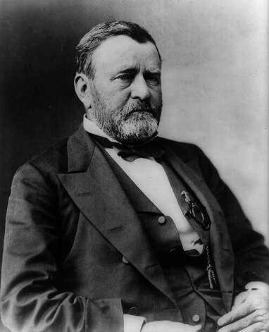 18. Ulysses S. Grant, 1869-1877 ( LIBRARY OF CONGRESS / AMERICAN MEMORY COLLECTION) Photo: Express-News / AMERICAN MEMORY COLLECTION