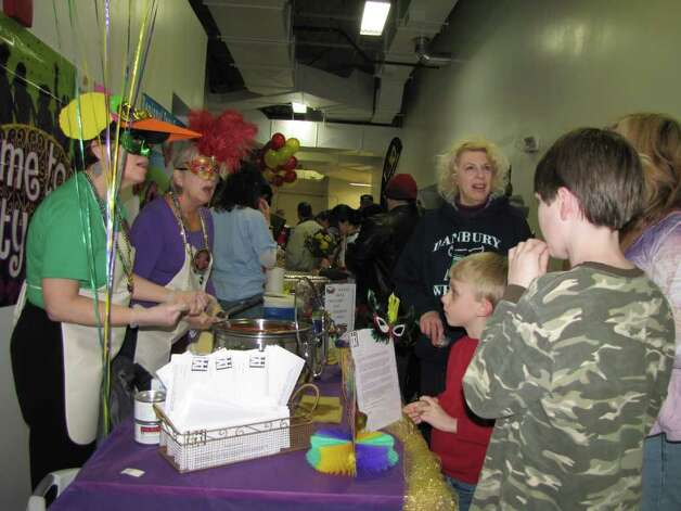 Were you seen at the Chili Winter Warm-Up at the Danbury Arena on Sunday, February 20, 2011? Photo: Vincent Rodriguez / The News-Times