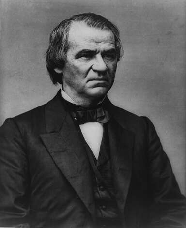 17. Andrew Johnson, 1865-1869